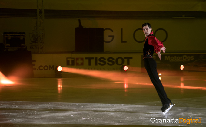 Igloo Granda Ice Arena Javier fernandez Pista de patinaje (5)