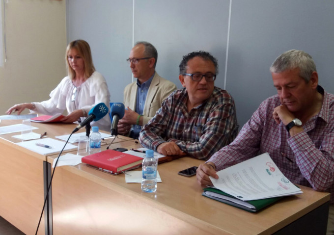 Rueda prensa sindicatos firmantes 050517 2
