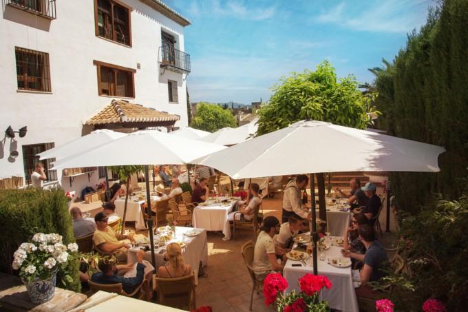 Terraza Restaurante San Nicolás