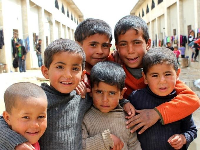 niños-siria-acnur
