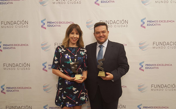 premios ESCO excelencia educativa