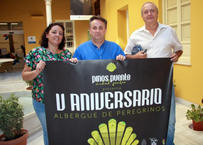 Albergue peregrinos Pinos Puente