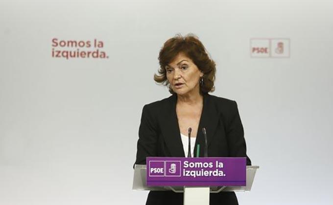 Carmen-Calvo-PSOE