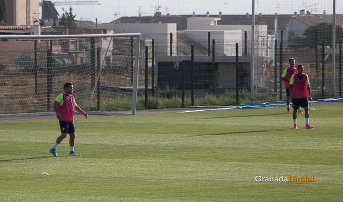 Granada CF pretemporada 2017 primer entreno-15 joselu