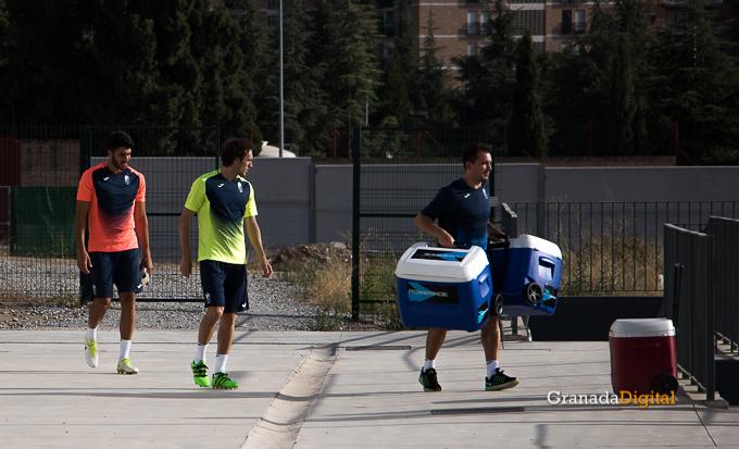 Granada CF pretemporada 2017 primer entreno-4 Rui Silva Baena