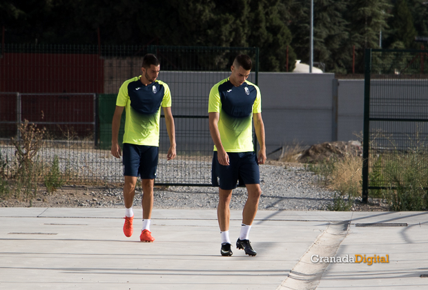 Granada CF pretemporada 2017 primer entreno-6