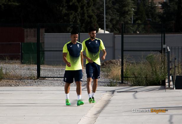 Granada CF pretemporada 2017 primer entreno-9 pedro sanchez