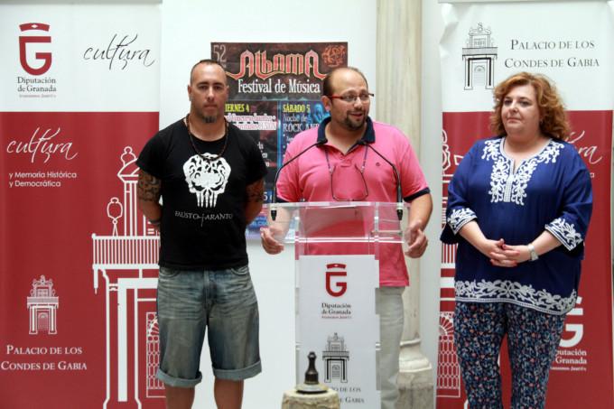 """""""Alhama Festival de Música"""""""