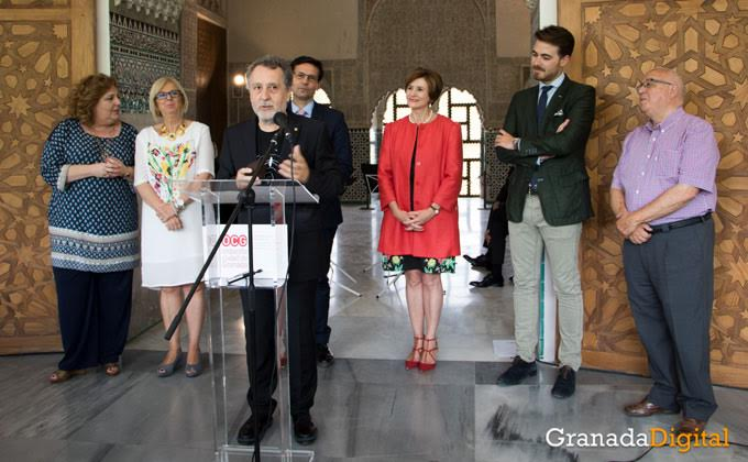 Josep Pons Orquesta Ciudad de Granada Director Honorífico