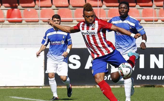 Pierre Kunde Granada CF