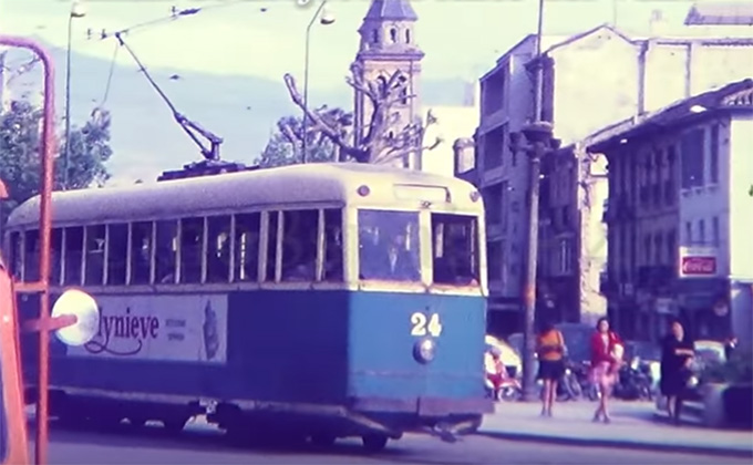 Tranvía Dúrcal