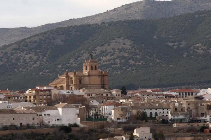 Vistas de Huescar