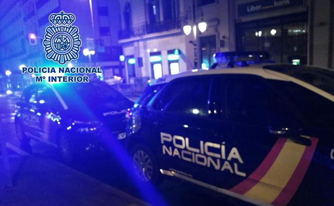 Policia Nacional Granada 1
