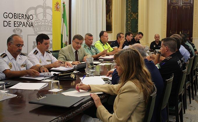 Policia Nacional Guardia Civil Vuelta ciclista