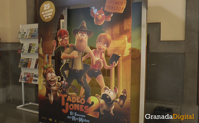 TADEO JONES GRANADA 2