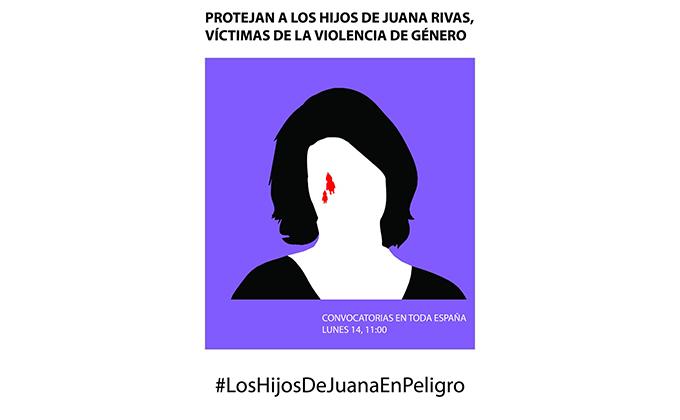 concentracion Juana Rivas nacional