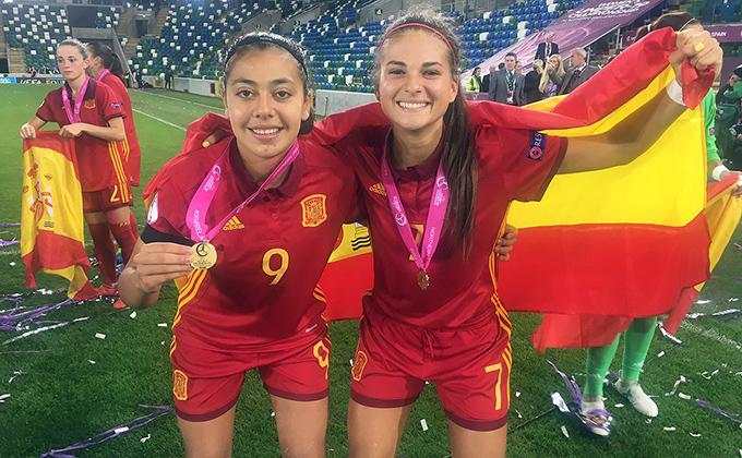 laura perez selección española