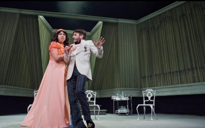 cantante_calva_ Fernando Tejero y Carmen Ruiz