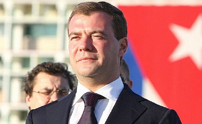 Medvedev rusia
