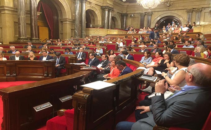 Parlament Catalan