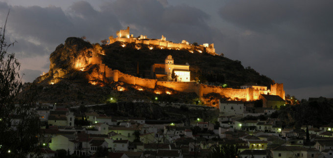 Castillo Moclín