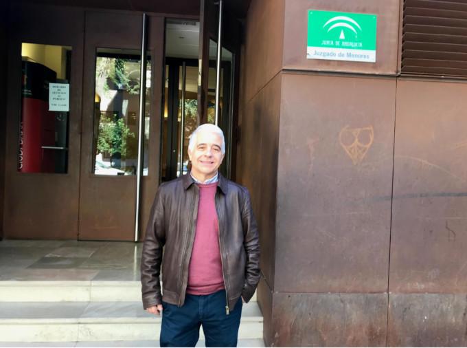 El parlamentario Jose Antonio Funes