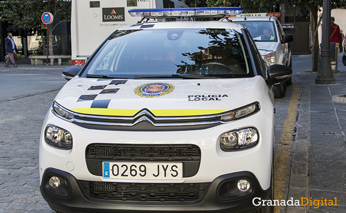 Policía local granada