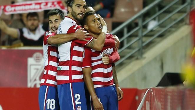 celebracion Granada CF