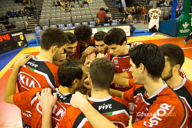 Fundacion CB Granada Coviran - Basket Navarra
