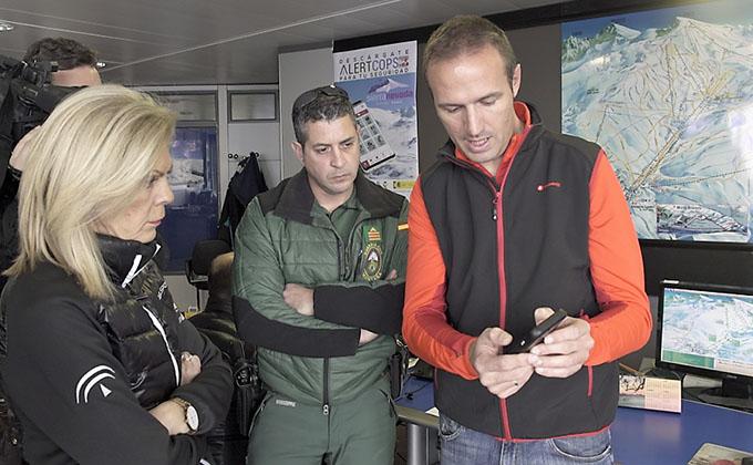 ALERT COPS SIERRA NEVADA