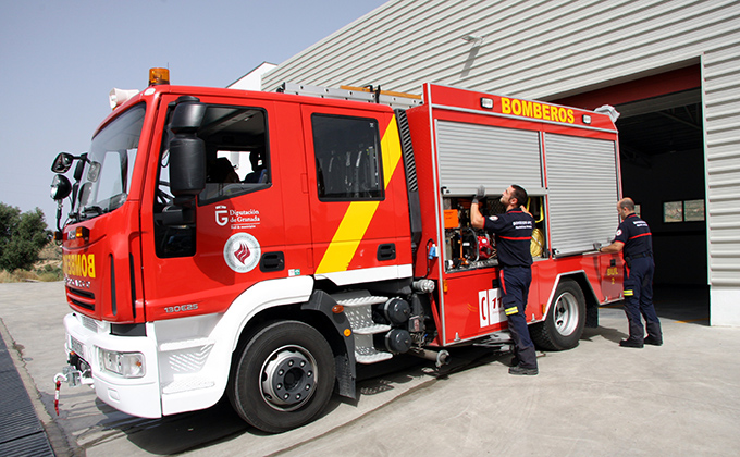 camion bomberos diputacion