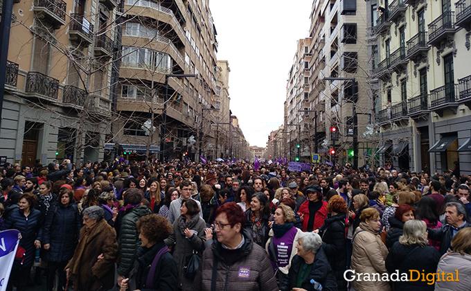 8 m manifestación