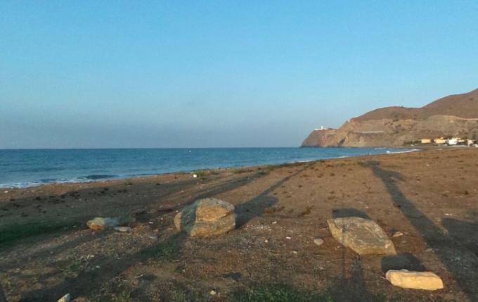 Playa la Chucha Motril Maps