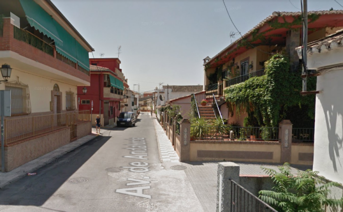 Avenida Andalucía Pulianas Maps