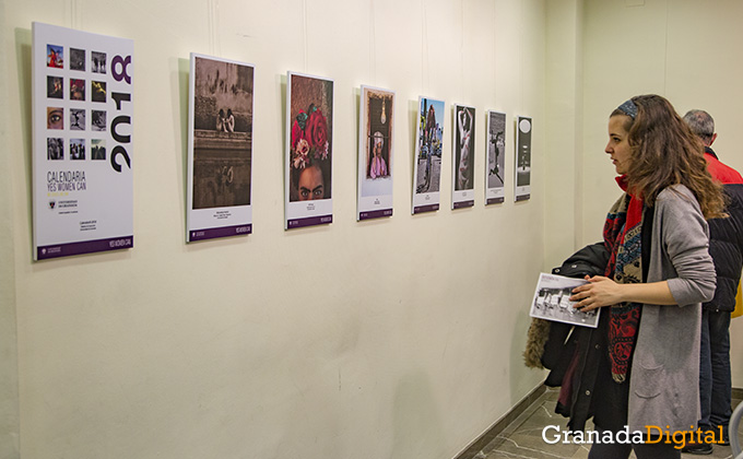 EXPOSICION FOTOS YES WOMEN CAN