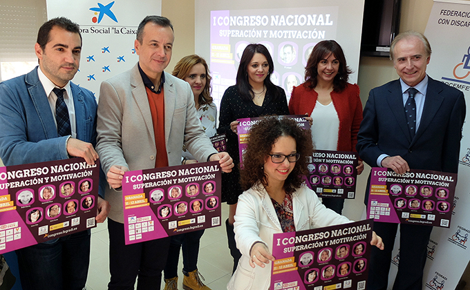 Foto presentación congreso fegradi