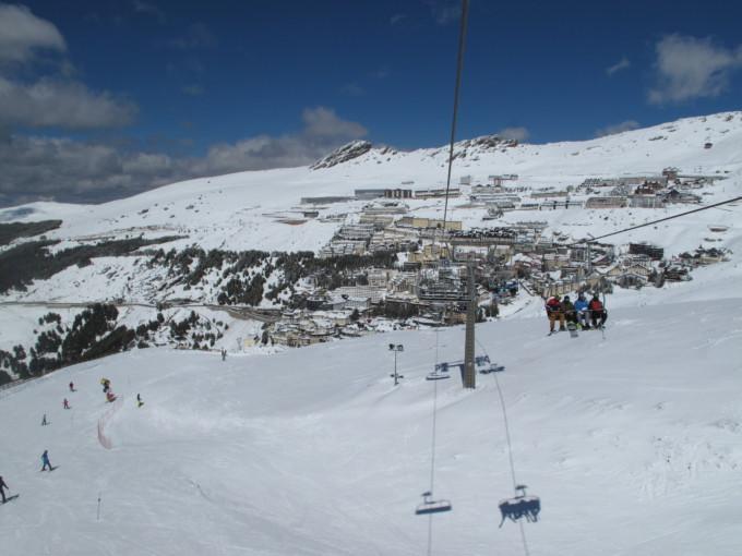 Sierra-Nevada-pistas-semana-santa