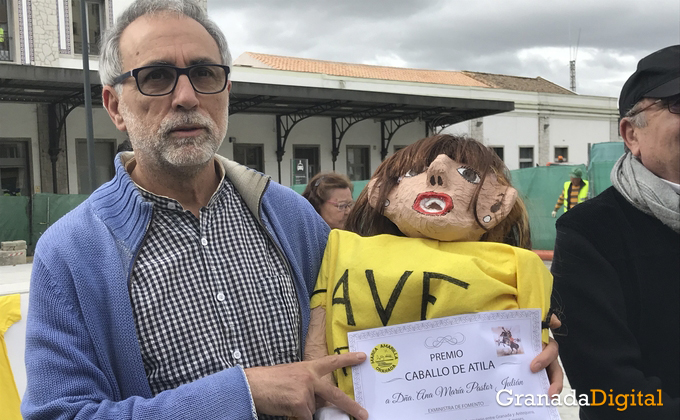 Marea Amarilla premio caballo de atila