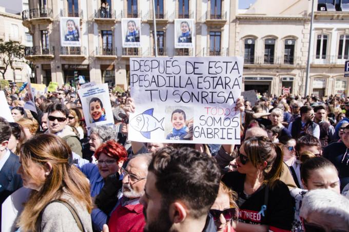 Concentración Curro Almería