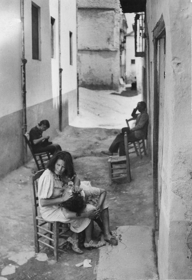 Vecinos de la Manigua en 1939