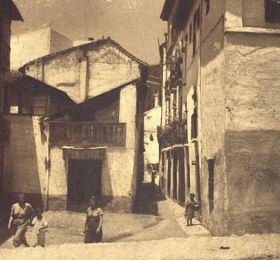 Vista de la Manigua en 1939