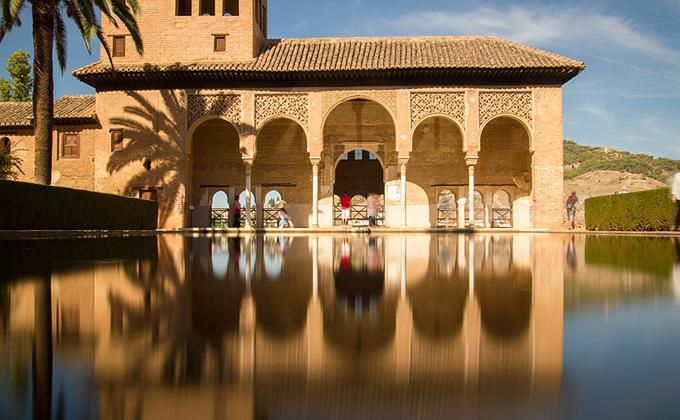 alhambra arrrayanes