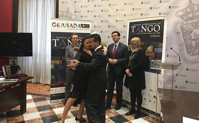 tango granada