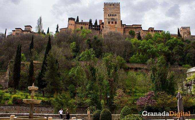 Paseo de los tristes 1- Alhambra