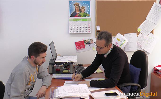 fundacion don bosco - empleo - joven - juvenil - oficina