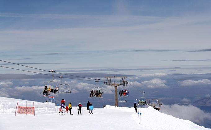 sierra nevada 2018