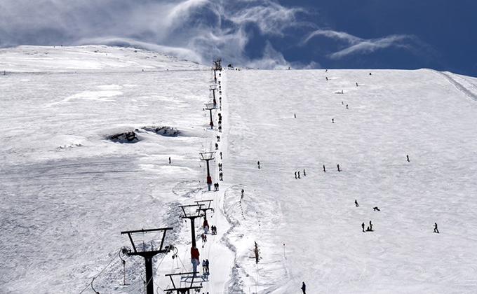 sierra nevada abril 2018