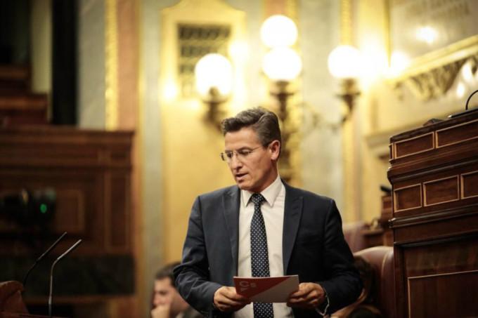 El-diputado-granadino-de-Cs-en-el-Congreso-Luis-Salvador