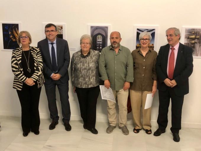 Foto de familia exposición