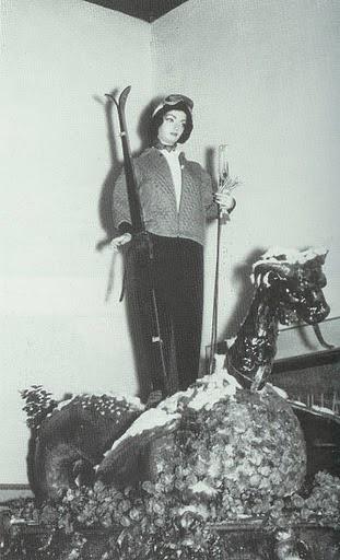 La Tarasca en 1957